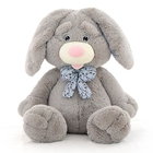 2019 new soft rabbit doll stuffed plush Easter bunny toy for kids