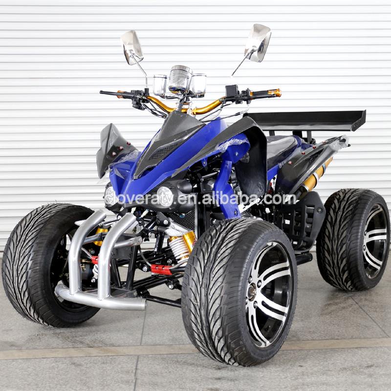Factory Price 4 Stroke Automatic 4 Wheel Quad Bike 200CC Racing ATV for Adults