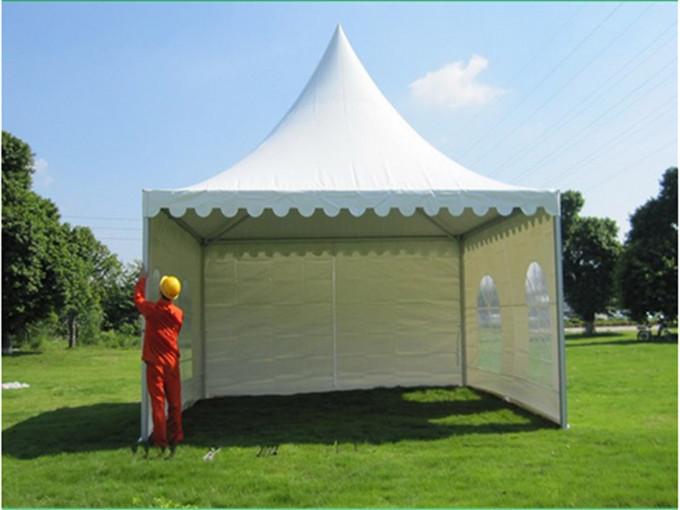 6X6m Outdoor Gazebo Canopy Tents Garden Tent for Party Events & 6x6m Outdoor Gazebo Canopy TentsGarden Tent For Party Events ...