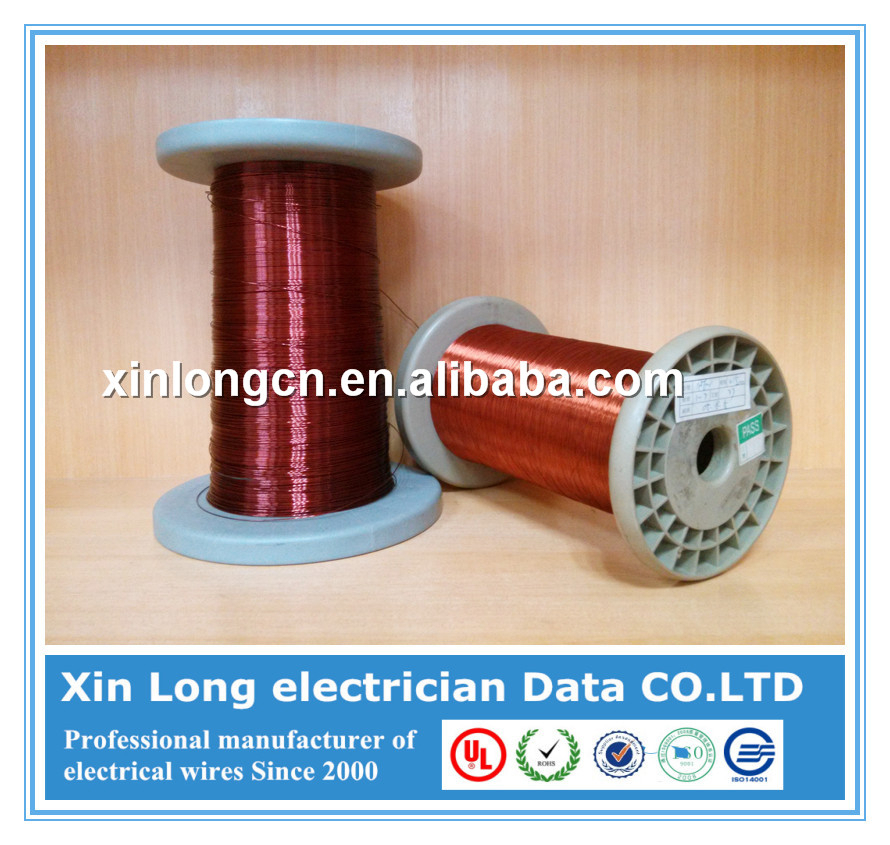 High-Frequency Resistance Triple Insulation Polyester Magnet Wire
