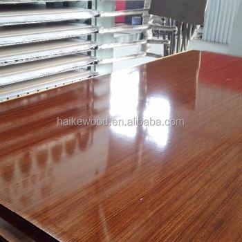 Woodgrain Colori Multistrato Nobilitato 18mm Prezzo Foglio - Buy ...