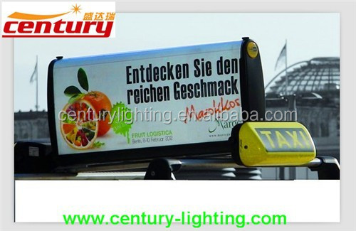 new led products top advertising light box