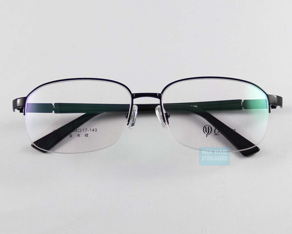 190ce9ba5800 Rimless Glasses Progressive Lenses