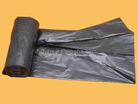 Factory manufacturing medical plastic garbage bag use to packing asbestos waste make in china shenzhen