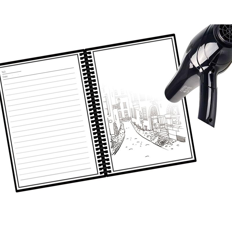 Owltree Groothandel Herbruikbare Uitwisbare Smart Nieuwe Innovatie Notebook Promotie geschenken voor klanten
