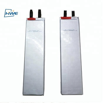 3.2 v Tension Nominale et LiFePo4 batterie Type 10Ah Cellule de Batterie