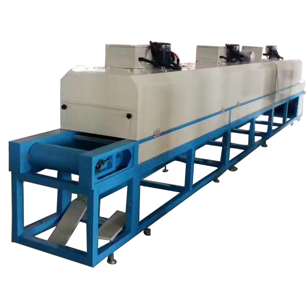 Industrial Hot Air Tunnel Drying Oven Conveyor Belt Dryer - Buy Conveyor  Belt Dryer,Tunnel Dryer,Tunnel Drying Oven Product on Alibaba com