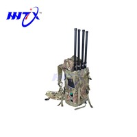 Manufacturer backpack Vertical Fiberglass 900MHz antenna