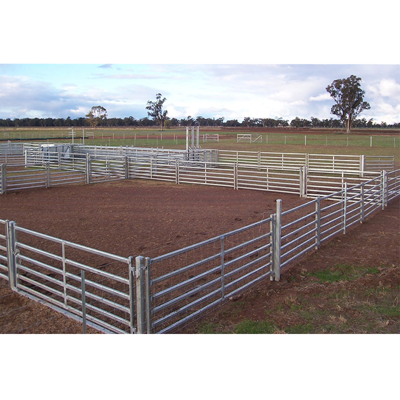 China online supplier hot sale sheep fence yard panels / goat & sheep panels