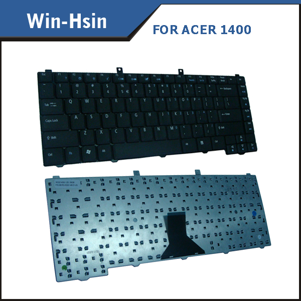 Black US laptop keyboard for Acer 1400 1690 3000 3620 3680 3500 5000 5050 5570 5580 keyboard