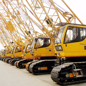 High Quality 100 ton crawler crane cheap price for sale XGC100