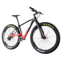 2016 new MTB Carbon bicycle 29er Mountain bike 29 plus carbon complete bike