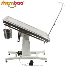 Shernbao FT-838 Multi-functional Pet Surgical exam operation Table Veterinary Supply