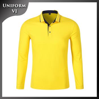 97e7cc092 Women s office uniform design long sleeve comfortable custom christmas polo  shirt