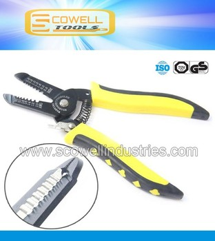 Optical Fiber Wire Stripping Pliers Cable Wire Stripper - Buy Wire ...