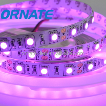 5050 Christmas Led Strip Light Outdoor Use, Led Flexible Decorative Serial Lights  Strip