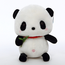 Commercio all'ingrosso <span class=keywords><strong>unstuffed</strong></span> panda animali di peluche giocattoli