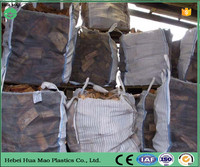 Alibaba pure PP professional manufacturer woven bag 1.5 ton for cast ore