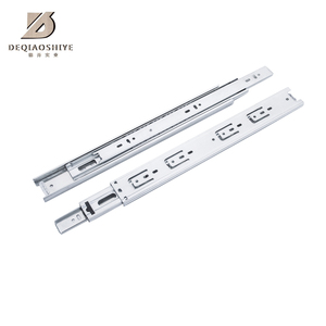 Full Extention Touch Open Furniture Hanging Hardware Slide Hinge One Way