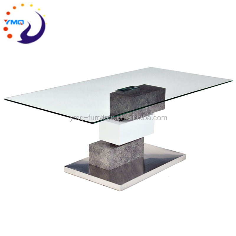 Glass And Marble Base Coffee Table, Glass And Marble Base Coffee Table  Suppliers And Manufacturers At Alibaba.com