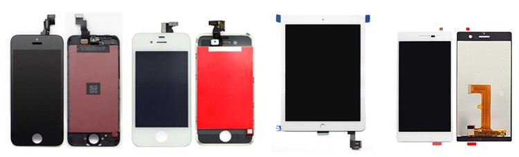 Factory wholesale mobile phone lcd oled lcd touch screen digitizer for iphone XR
