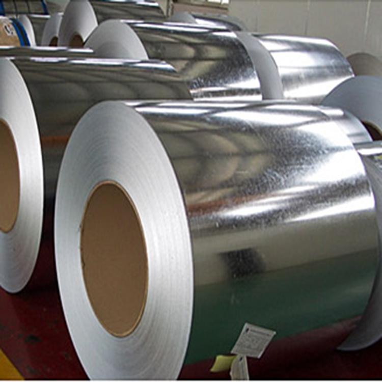 Zincato Bobina D'acciaio di Fabbrica Tuffato Caldo/Laminato A Freddo JIS ASTM DX51D SGCC