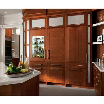 Furniture Aluminum Kitchen Cabinet With Roller Shutter ...