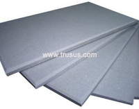 Exterior Wall Cladding Partition 25Mm Fiber Cement Board