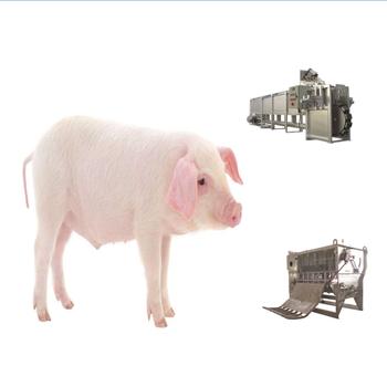 Pig Slaughter House Slaughter Line Abattoir Equipment Pork Cutting Pig Dehair Machine For Sale Buy Pig Slaughter Machine Slaughter Equipment Pig Pig