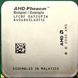 Amd Phenom X4 9750 95W AM2 4MB 2400MHZ