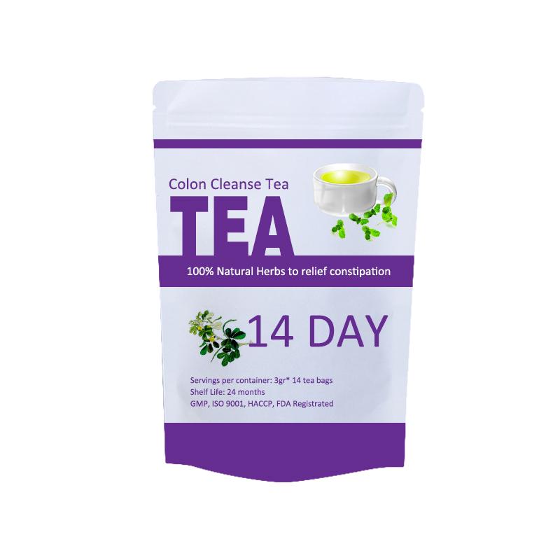 100% organic herbs colon detox tea OEM colon cleanse private label - 4uTea | 4uTea.com