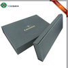 customized luxury paper folding box with logo gold foiled