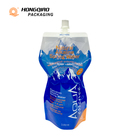 Pouch Water Drinking Water Pouches Bottle Shape Spout Pouch For Water Sports Drinks