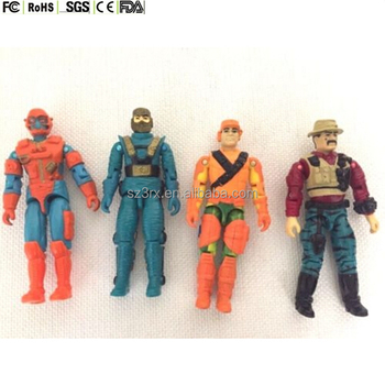 Custom Made 3.75'' Inch Lot Of Vintage G.i. Joe Action Figures ...