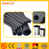 3 inch pipe insulation solar refrigerator thermal insulation for cars heat pipe rubber foam tube
