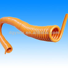 8core 24AWG PU insulated oil tempered spring wire