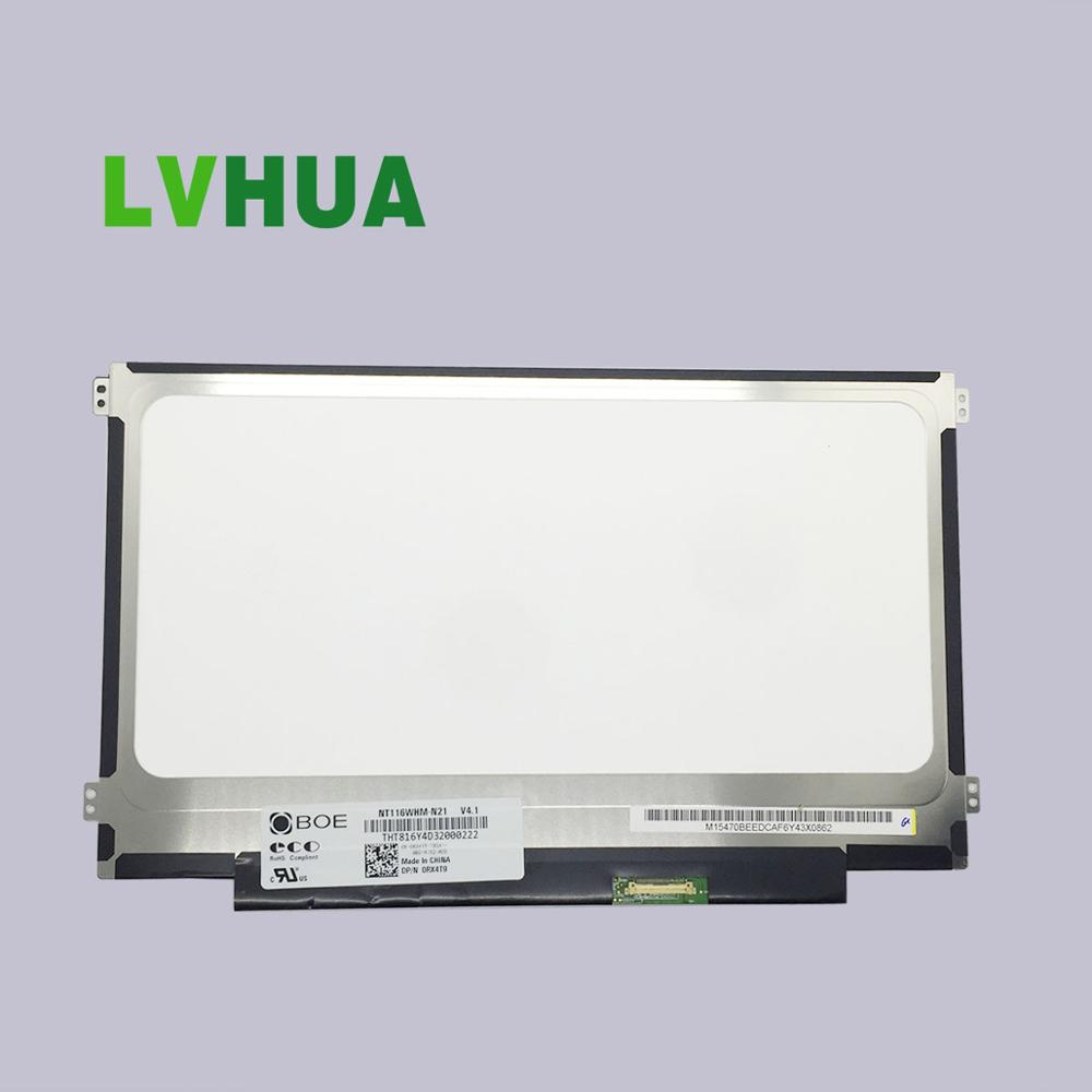 "N116BGE-E32 New 11.6/"" WXGA HD LED LCD Screen MATTE Revc1 Top//Bottom Brackets"