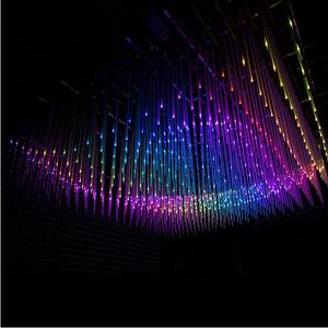 DMX LED Waterfall Curtain LED Waterfall Light