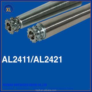 Steel Sprocket Roller,female thread idler,tapered roller for curve conveyor