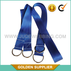 customized best quality tow strap & winch extension strap & tree trunk saver
