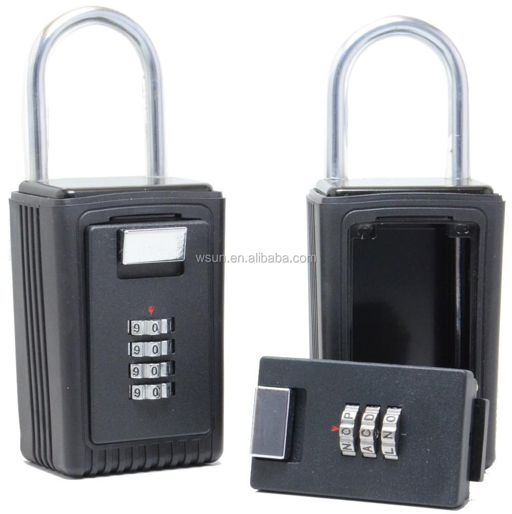2016 car key storage box safe lock box key lock box buy key