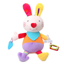 Детская игрушка-прорезыватель для зубов, многофункциональная мультяшная Игрушка-прорезыватель для зубов, Игрушка-прорезыватель для зубов(Китай)