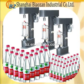 plastic bottle capper machine