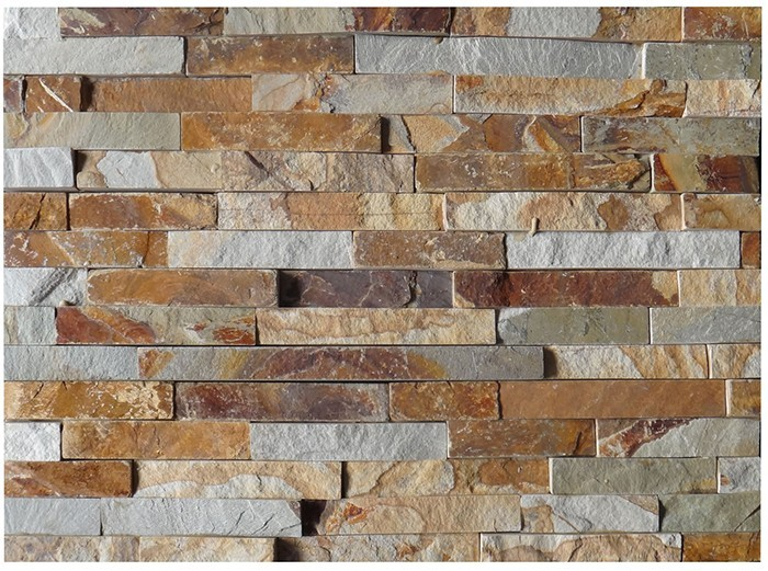 Exterior piedra baldosa de exterior de suelo de piedra - Piedra decorativa para paredes ...