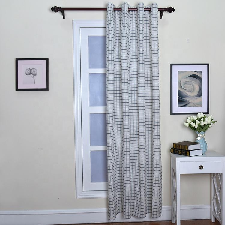 Venta al por mayor cortinas comedor modernas-Compre online ...