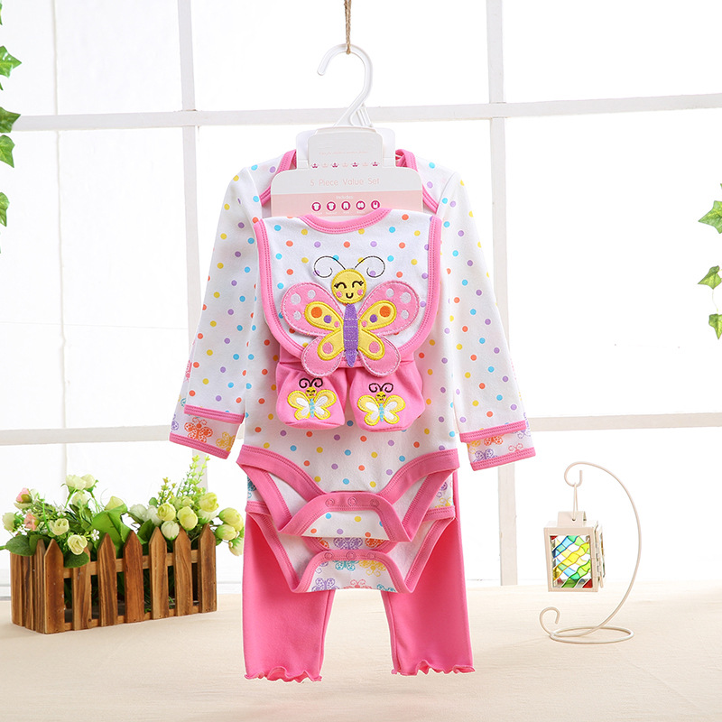 Personality New Design Baby Romper Boutique Newborn Clothes