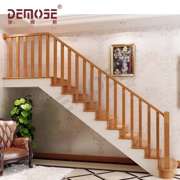 Delicieux Indoor Wooden Hand Rail Stair Railings Design Price   Buy Wood Staircase  Railing,Indoor Wooden Railing Design,Wood Staircase Railing Price Product  On ...