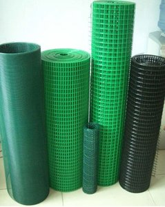 "1/2"" x 1/2"" PVC Coated Welded Wire Mesh Manufacturer&Exporter"