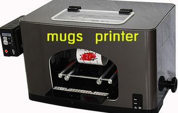3d digital printing machine for glass mugs ceramic tiles for Digital print t shirt machine