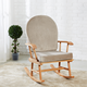 relaxing chair wooden rocking chair solid wood chair